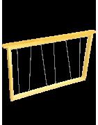 Cadre pour ruche et ruchette, Vente cadre datant, couvain & partition